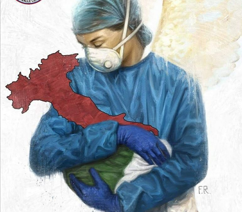 coronavirus-infermiera